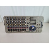 SoundCraft Integrated Stereo Mixer GIGRAC 1000st Power Tested Only
