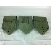 E-Tool Covers OD Green With ALICE Clips Lot of 3