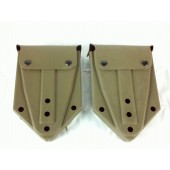 New Unissued E-tool Entrenching Tool Cover Lot of 2 8465-00-001-6474