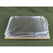 NEW VOLLRATH 80190 SERVING TATTOO MEDICAL TRAY 19X12 STAINLESS