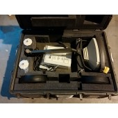Castle 2410MB Portable Exam Surgical Field Light w/ Hardigg Transport Case