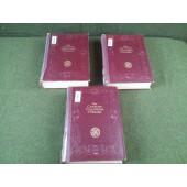 New Century Cyclopedia of Names 1954 1st Ed. 3 Volumes