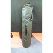 """Tent Pole Awning Camping Gear Bag 14"""" x 10"""" x  50"""" Military Pole Bag"""
