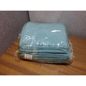 Men's Operating Surgical Trousers 100% Cotton Gray/Green Large XL Lot Of 12 NEW