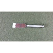 Grieshaber Smith-Peterson Bone Chisel 8-1/4in Straight 1-1/4in Stainless.