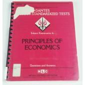 PRINCIPLES OF ECONOMICS (DSST Dantes Subject Standardized Tests) (Passbooks)