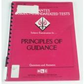 PRINCIPLES OF GUIDANCE (DSST Dantes Subject Standardized Tests) (Passbooks)