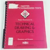 TECHNICAL DRAWING & GRAPHICS (DSST Dantes Subject Standardized Tests) (Passbooks)