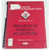 PRINCIPLES OF FINANCIAL ACCOUNTING (DSST Dantes Subject Standardized Tests) (Passbooks)