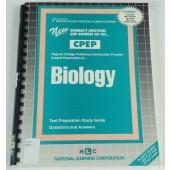 BIOLOGY (College Proficiency Examination Program Series) (Passbooks) (Cpep-5)