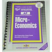 MICROECONOMICS (Advanced Placement Test Series) (Passbooks) (ADVANCED PLACEMENT TEST SERIES (AP))