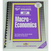 MACROECONOMICS (Advanced Placement Test Series) (Passbooks) (ADVANCED PLACEMENT TEST SERIES (AP))