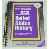 UNITED STATES HISTORY (Advanced Placement Test Series) (Passbooks) (ADVANCED PLACEMENT TEST SERIES (AP))