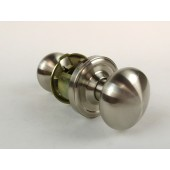 10 NEW Weslock Traditionale Satin Nickel Bed / Bath Locking Impresa Knob