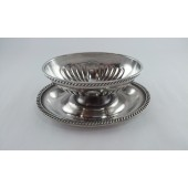Reed & Barton Silver Soldered 2900 Sauce Dish