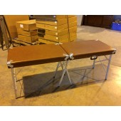 NEW PROFEX PORTABLE PHYSICAL THERAPY/MASSAGE TABLE