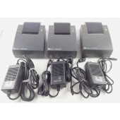 VeriFone Printer 900 With Ac Adapter PN P002-121-00.HO1 Lot of 3