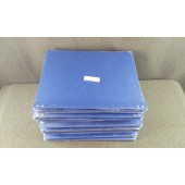 "18 New Safina 14 x 11 Hanging Data Binders 8"" Capicity"