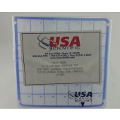 USA Scientific  2349-5000 49 Place Polypropylene Freezer Box 5pk