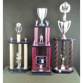 3 Multi Tier Trophies For Parts