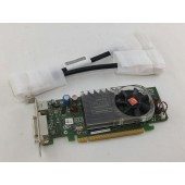 Dell Low Profile ATI Radeon HD3450 256MB PCIe Graphics Cards & Dual DVI Cable