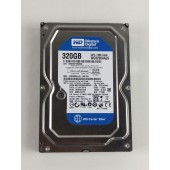 "Western Digital Cavier Blue 3.5"" 320GB 7200 RPM 8MB Cache SATA Hard Drive"
