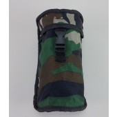 Elcan M145 Soft Pouch Woodland Camo ALICE Clips Unused