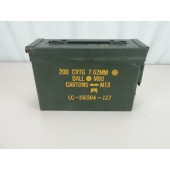 30 CAL AMMO CAN M19A1  USGI Military Surplus Very Good Condition
