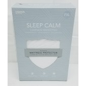 Sleep Calm Mattress Protector  Full XL by Fashion Bed Group