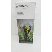 phil&teds Escape Baby Carrier Charcoal
