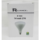 BR40 LED Flood Light 14W 2700K Dimmable E26 Damp Location 24-Pack