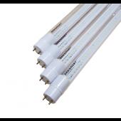 Case of 25 T8 4FT LED Tube Light Bulbs 15W G13 Bi-Pin Singlel-end Power 2700K