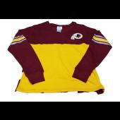 NFL Teen Washington Redskins Girls Sweatshirt Jersey Size Small