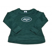 NFL New York Jets Girls Long Sleeve  Shirt Size Small
