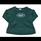 NFL New York Jets Girls Long Sleeve  Shirt Size Medium