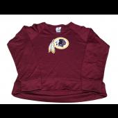 NFL Washington Redskins Girls Long Sleeve  Shirt Size XL (14-16)