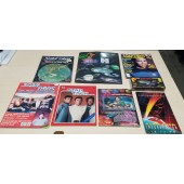 Star Trek TNG Paper Collectables Magazines and Other