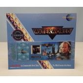 NEW 1995 Water World Cinemaclips 35mm Film Clip Movie Ticket