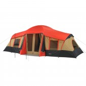 Ozark Trail 10-Person 3-Room Vacation Tent