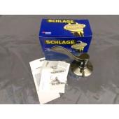 Schlage Accent Antique Pewter Left-Handed Trim Lever F170 ACC 620 LH
