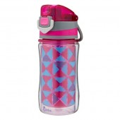 Bubba 12oz Flo Plastic Insulated Water Bottle Pink/Purple