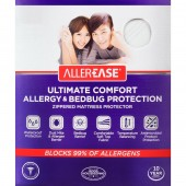 AllerEase Ultimate Protection &Comfort Waterproof Bed Bug Size Full