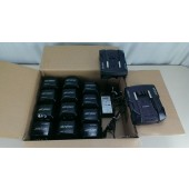 Stryker IPX6 Battery and Charger Lot for Parts or Repair