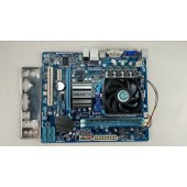 Gigabyte GA-78LMT-S2P AM3+ Motherboard  with FX 4100 & 4GB Ram