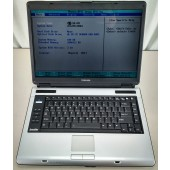 Toshiba Satellite A105 Core 2 Duo 1.6GHz 2gb No HDD (For Parts)