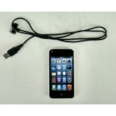 Black iPod Touch 4th generation 32gb