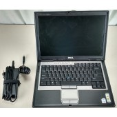 Dell Latitude D620 Laptop C2D 1.83GHz 2GB 80GB WiFi