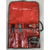 Used US Made Bluebird 5-Piece Battery Tool Set - AS IS