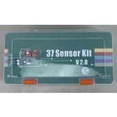 Elegoo 37 in 1 Sensor Kit (V2.0) For Arduino R3/Mega2560