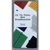 Elegoo 6pc 170-Tie-Points Mini Breadboard Kit